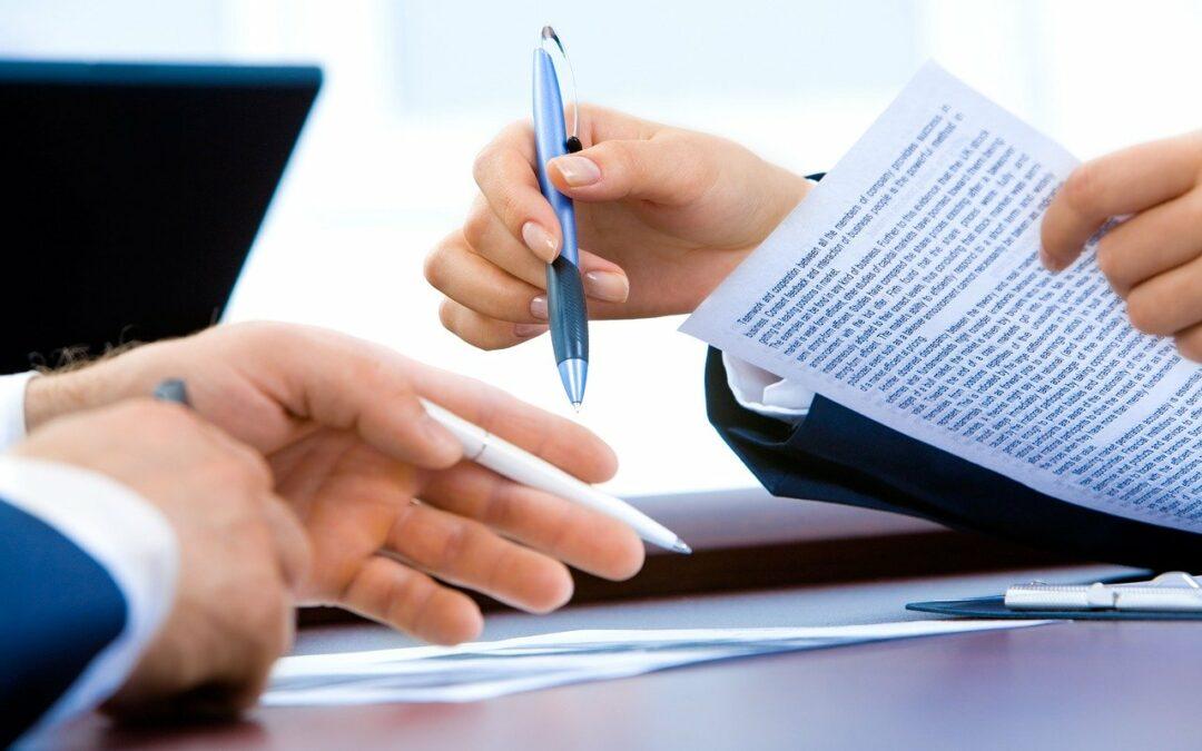 Beratung im Sozialrecht – welche Unterlagen soll ich mitbringen