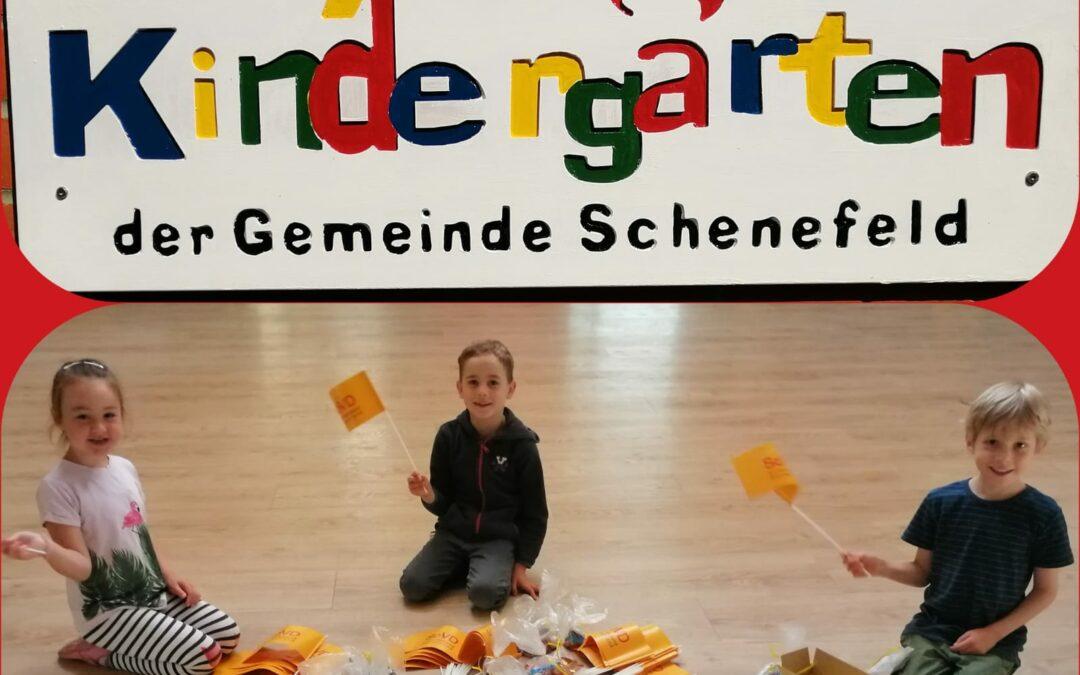 OV Schenefeld: Alles Gute zum Schulbeginn 2020