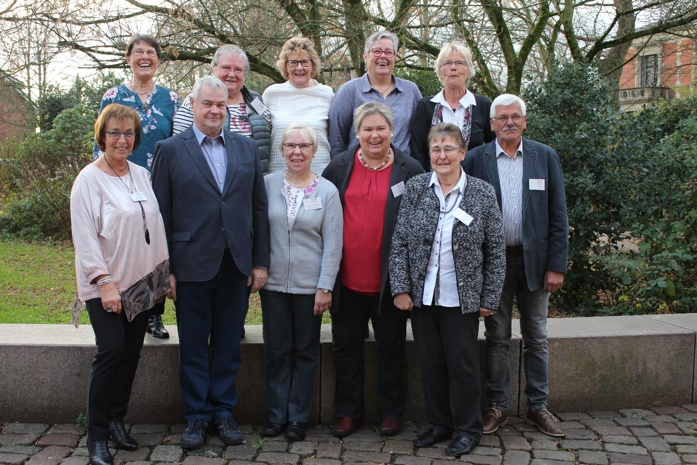 Vorstand Ortsverband Wilster